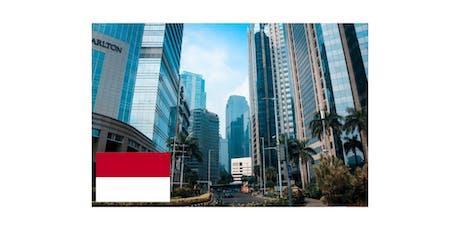 UK-Indonesia Business Forum - Export Opportunities| June 2019 tickets