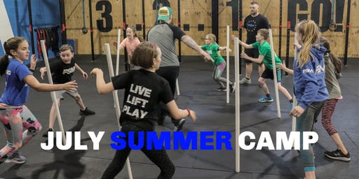 July Kids Summer Camp