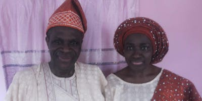 DOUBLE CELEBRATION Of Pastor Moses & Florence Peters