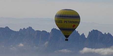 Montserrat Hot Air Balloon & Monastery Guided Tour from Barcelona tickets