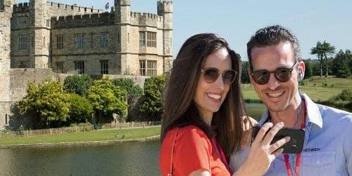 Leeds Castle, Canterbury & Kent: Small-Group Tour