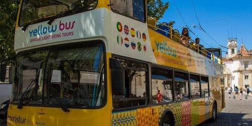 Hop-on Hop-off Bus Coimbra