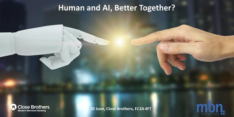 Human and AI, Better Together? tickets