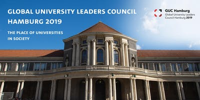 Auftaktveranstaltung des Global University Leaders Council Hamburg 2019