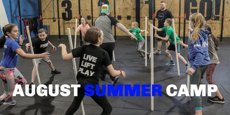 August Kids Summer Camp tickets