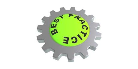 'Are We Compliant?' - Legislation & Best Practice Awareness tickets