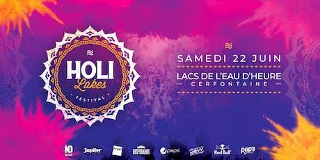 Holi Lakes Festival billets
