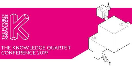 Knowledge Quarter Conference 2019: The Future of Knowledge tickets