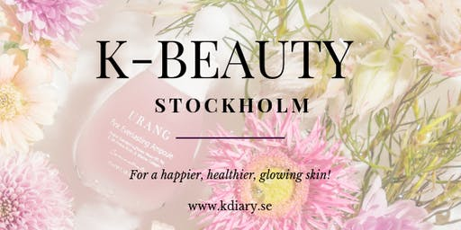 K-Beauty event in collaboration with Volvo Studio Stockholm