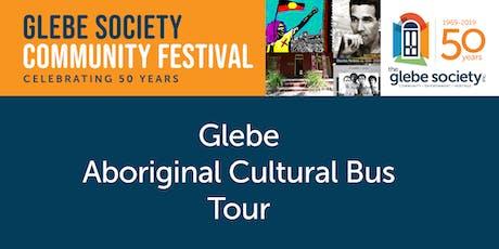 Glebe Aboriginal Cultural Bus Tour tickets