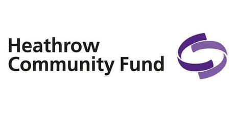 Workshop with Heathrow Community Fund (Ealing and Hounslow Groups) tickets