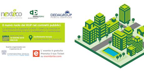 Il nuovo ruolo del RUP nei contratti pubblici. biglietti