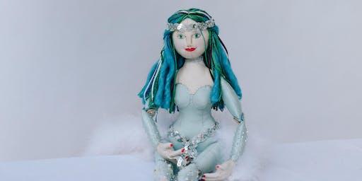 Cloth Dolls making