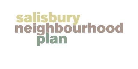 Salisbury Neighbourhood Plan tickets