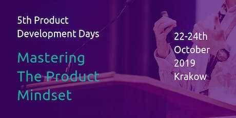 Product Development Days 2019 tickets