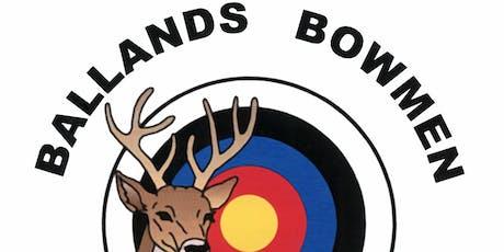 Ballands Bowmen Open Field Shoot & SCAA Field Championships, 2019 tickets
