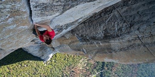 NOW SHOWING CLUB: Free Solo
