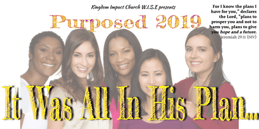 KIC 8th Annual Purposed Women Symposium