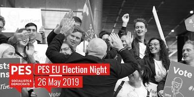 PES EU Election Night Screening