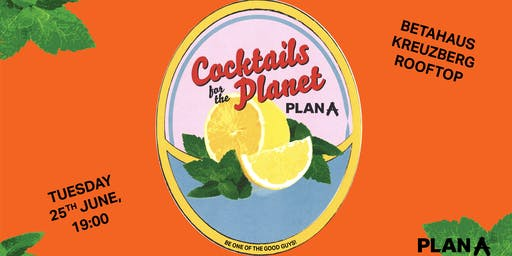 Cocktails for the Planet