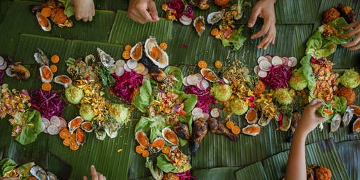 Kamayan Filipino Feast | Ulam After Party | Sun 7 July