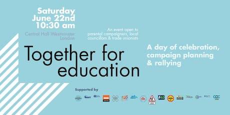 Together for education tickets
