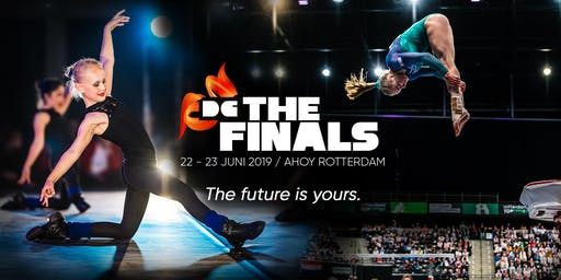 Dutch Gymnastics - The Finals - 22 & 23 juni