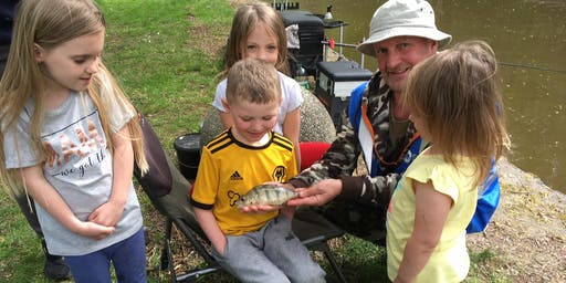 Free Let's Fish! - Leicester - Learn to Fish Sessions
