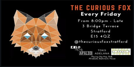 The Curious Fox  tickets