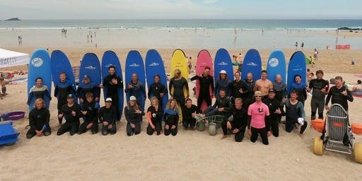 English Adaptive Surfing Training & Experience