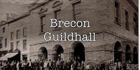 Brecon Guildhall Ghost Hunt tickets