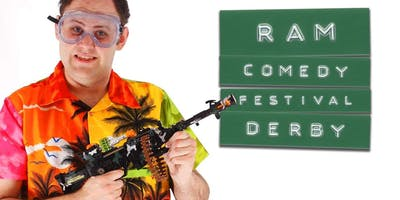 Ram Comedy Festival: Roger Swift - Machine Pun