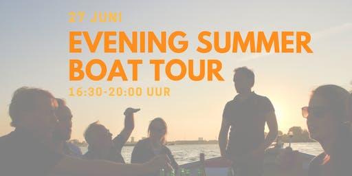 Evening Summer Boat Tour - 27 juni