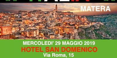 The Challenge - Matera