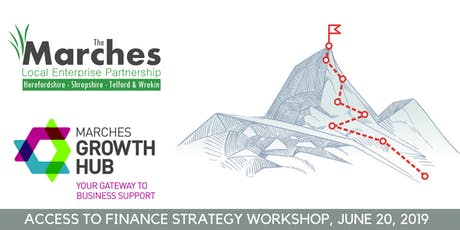Access to Finance Strategy Workshop - Herefordshire tickets