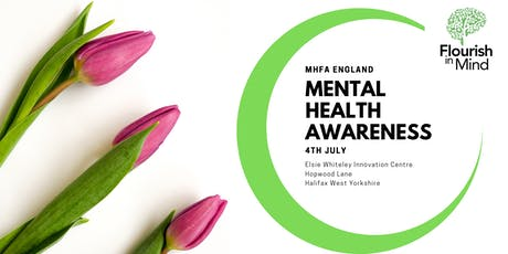 Mental Health Awareness- MHFA England tickets