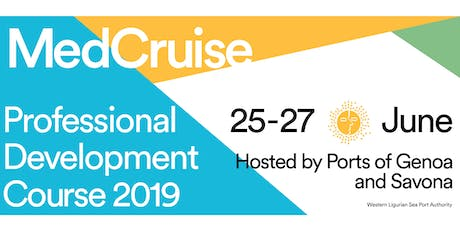 MedCruise Awards & PDC registration. By invitation only tickets