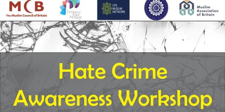 Hate Crime Awareness Workshop tickets