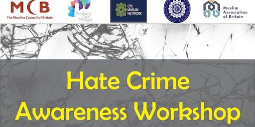 Hate Crime Awareness Workshop