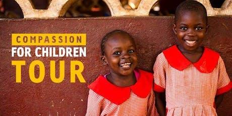 Compassion for Children Tour - Warrington tickets