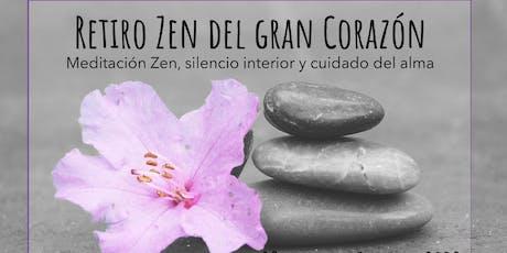 Retiro Zen del gran Corazón entradas