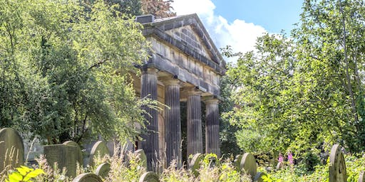 Guided History Tour of Sheffield General Cemetery - 1pm - Sunday 7th July
