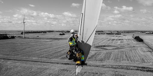 Wind Turbine Rotor Blade Technician Training Australia