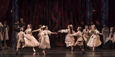 Birmingham Royal Ballet: children's auditions for The Nutcracker at Royal Albert Hall