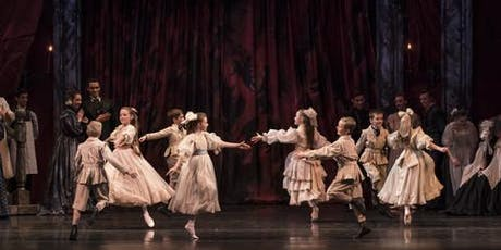 Birmingham Royal Ballet: children's auditions for The Nutcracker at Royal Albert Hall tickets