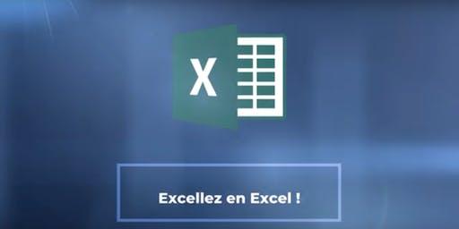 Excellez avec Excel