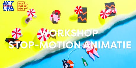 Het Videolab: Workshop stop-motion animatie tickets