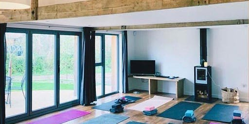 Pilates & Yoga Day Retreat @ Gambledown Farm