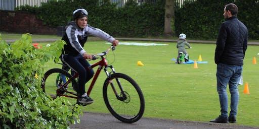 Inspiring healthy lifestyles Bike Maintenance Workshop Series (Selby)