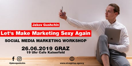 Social Media Marketing Workshop (Schwerpunkt Facebook & Instagram) Tickets